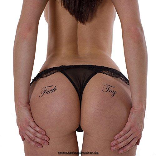 sex tattoos Interracial temporary