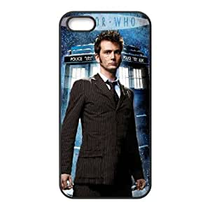 Doctor Who iPhone5s Cell Phone Case Black persent xxy002_6876483