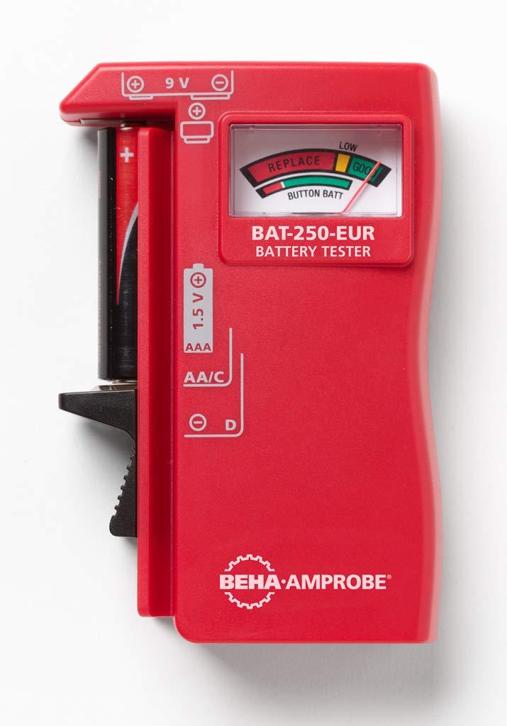 Amprobe BAT-250-EUR Batterietester