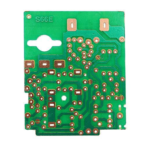 ZUINIUBI DIY S66E 6 Tube Radio Kit Electronic Silicon Superheterodyne Radio  Kit