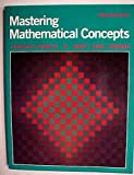 Mastering Mathematical Concepts, Yamato, Yoshiko and Cordon, Mary J., 0155551523