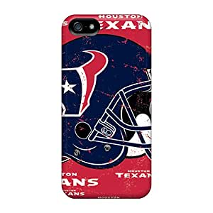 High Quality Aimeilimobile99 Houston Texans Skin Cases Covers Specially Designed For Iphone - 5/5s