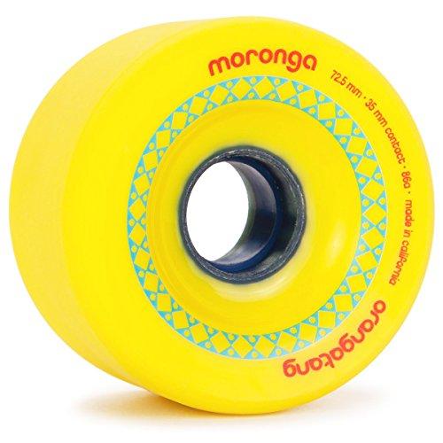 マチュピチュ彼女は十分ではないLoaded(ローデッド) ウィール ORANGATANG MORONGA/Yellow-72.5mm/86A [並行輸入品]