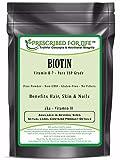 Biotin - Pure USP Grade Vitamin B-7 (Vitamin H) Powder, 1 oz
