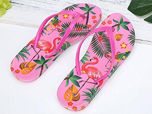 Tongs Chaussures Flip Plateforme Respirante Chaussons Rose Femmes Sandales Flops de Été Plage Bohême Bevalsa Pantoufles qCA5pwR
