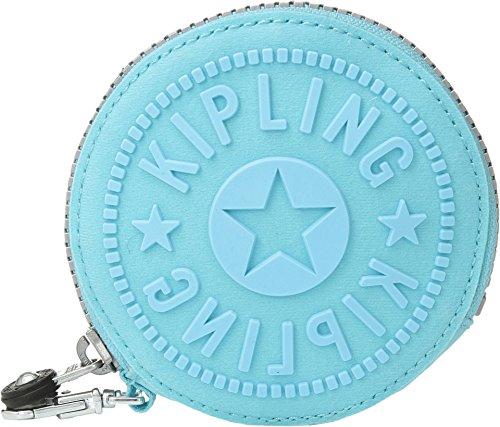 Kipling Marguerite Blue Splash Coin Purse, Bluesplash