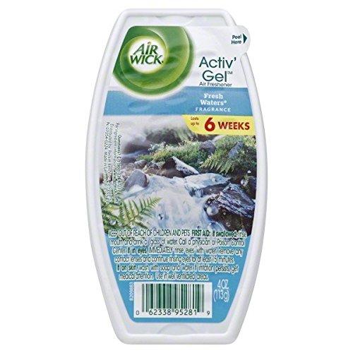 Air Wick Activ' Gel - Fresh Waters 4 ()