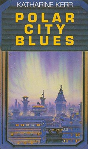 book cover of Polar City Blues