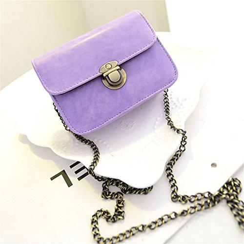 Joli fille violet Brezeh à s Noir synthétique pour en cuir sac bandoulière raxFwqr