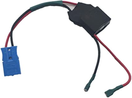 power wheels wiring harness amazon com wire harness connector with fuse for kid car power  wire harness connector with fuse