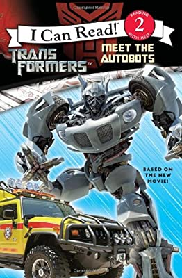 Transformers: Meet the Autobots (I Can Read - Level 2 (Quality))
