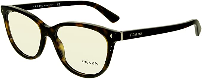 63fe522be0b4 Image Unavailable. Image not available for. Color: Prada JOURNAL PR14RV Eyeglass  Frames ...