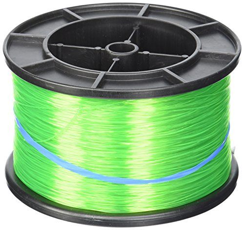 ANDE Premium Monofilament Line with 60-Pound Test, Green Hi-Vis, 2-Pound Spool (1600-yards)
