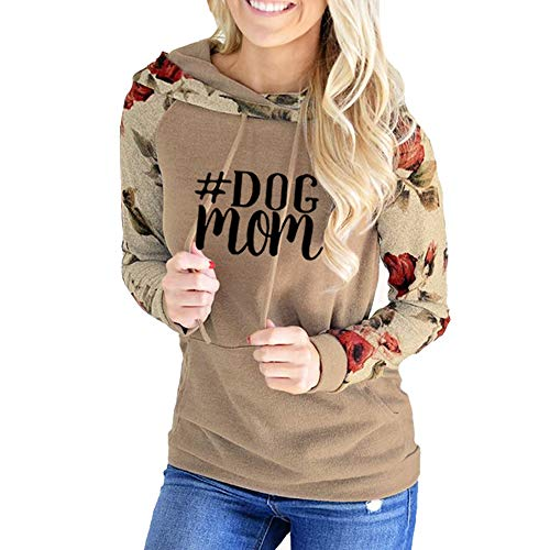 Dog Apparel Love Golden Retriever Dog Gifts Premium Crewneck Sweatshirts with Pockets