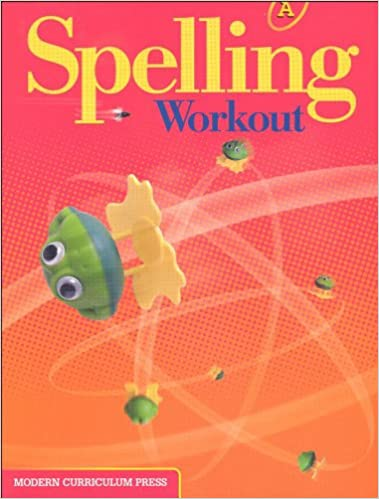Spelling workout level a student edition modern curriculum press spelling workout level a student edition revised edition fandeluxe Gallery