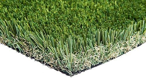 Amazon Com New 15 Foot Roll Artificial Grass Turf Synthetic Fescue Pet Sale Many Sizes Premium 12 X 30 360 Sq Ft Kitchen Dining