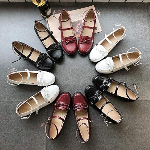 HHXXTTXS Scarpe loli Summer College Soft Sister Princess Lolita Shoes  sz3QJr