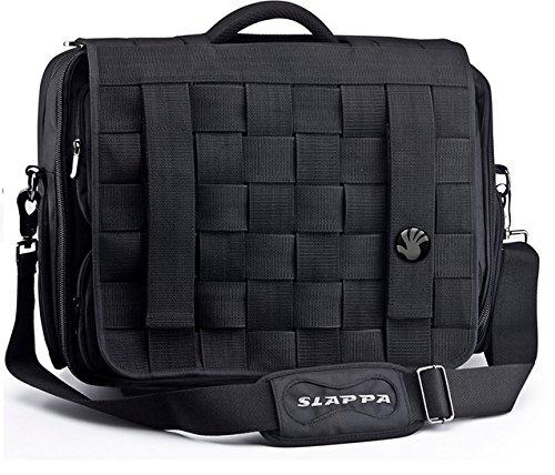 (Slappa Kiken 16-Inch Jedi Mind Trix Custom Build Laptop Shoulder Bag (SL-SB-104-16-03))