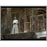 Beautiful Creatures Jeremy Irons as Macon Ravenwood standing at top of porch steps 8 x 10 Inch Photo