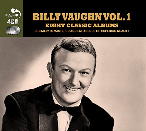 billy vaughn - Billy Vaughn -  8 Classic Albums - Zortam Music