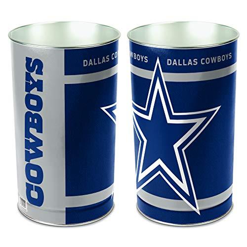 Dallas Cowboys Wastebasket ()