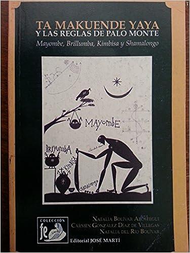 Ta Makuende Yaya y las reglas de palo monte: Mayombe