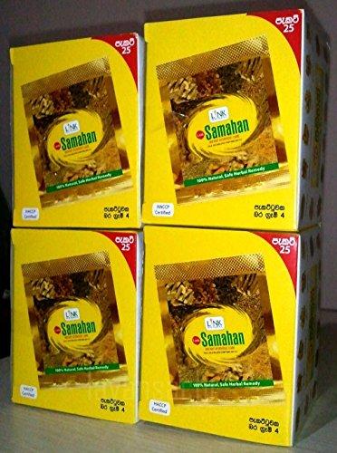 500 X Samahan Ayurveda Ayurvedic Herbal Tea Natural Drink for Cough & Cold by samahan (Image #2)