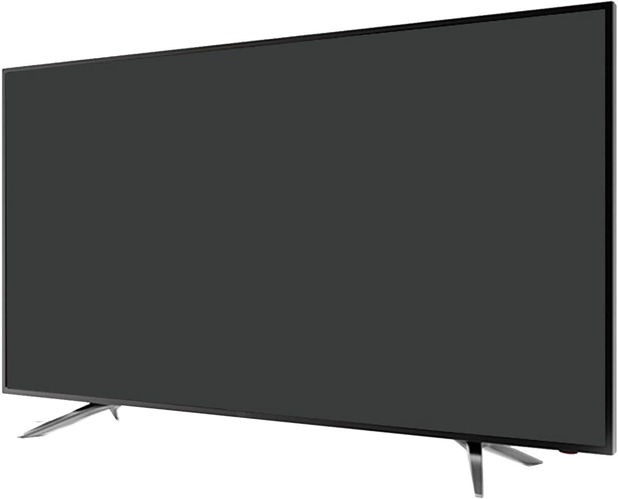 YILANJUN TV Televisión Televisor Smart Internet LCD de Alta Definición de Red WiFi Inteligente, Marco Estrecho, Color de Imagen Realmente Suave (32/42/46/55/60 Pulgadas)