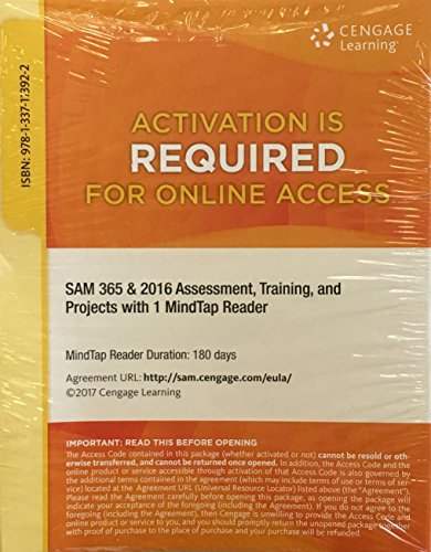 Sam 365+2016 Assessment,... Access