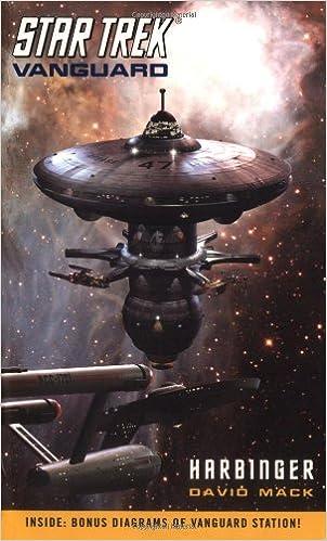 Book Harbinger: Harbinger Bk. 1 (Star Trek: Vanguard)