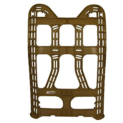 Amazon.com : MOLLE Pack Frame Tan Previously Issued : External Frame ...