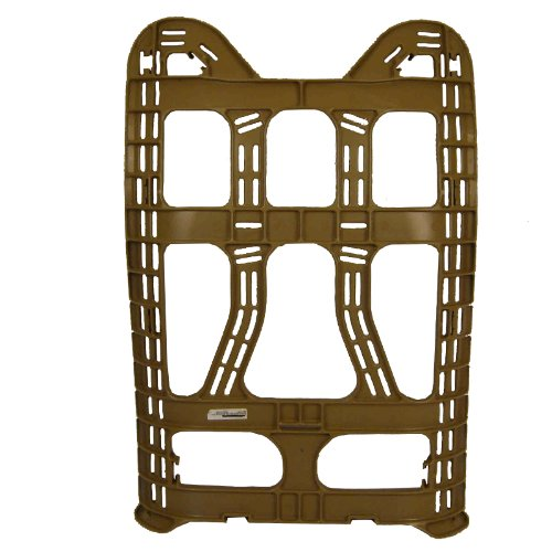 MOLLE Pack Frame Tan Previously Issued