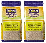 Now Foods Almond Flour, 10 oz ( Multi-Pack)