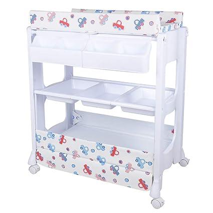 ZJM- Tables à Langer Tables à Langer pour bébé avec ...