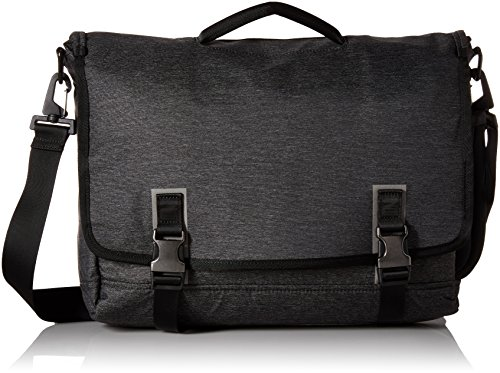 Leather Transit Case - Timbuk2 The Closer Case, Jet Black Static, M, Jet Black Static, Medium