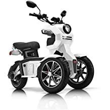 Doohan iTank electrical tricycle dual-front wheels EV3