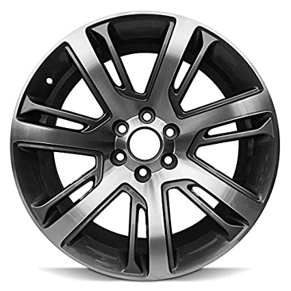 Amazon Com Road Ready Replacement Aluminum Wheel For 22x9 Inch 2015