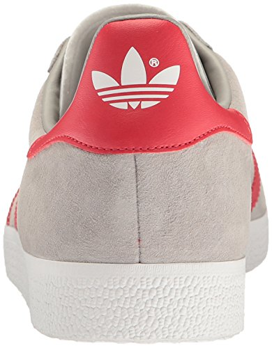 buy popular 2a41a 9388b ... Adidas Gazelle 2 - Zapatillas de running para hombre Medium Grey  Scarlet ...