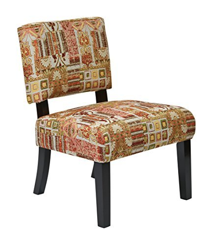 Ave Six Jasmine Accent Chair Galileo Ebay