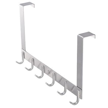 LXF Perchero Colgante de Pared Dormitorio Cocina baño Puerta ...