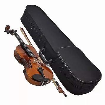 Violín 4/4 es Adecuado para Principiantes. Instrumentos de ...