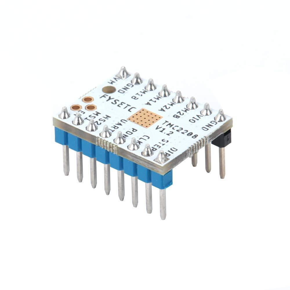 Controlador de motor paso a paso para impresora 3D, FYSETC TMC2208 ...