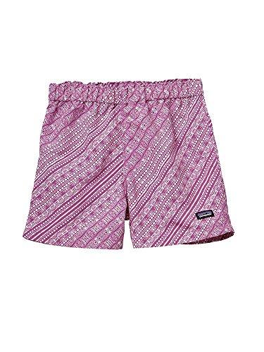 Price comparison product image Patagonia Baggies Lightweight Shorts - Baby's Arina Stripe: Mock Purple 6M