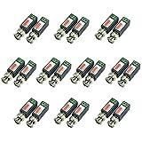 iSmart 10 Pair (20 Pcs) Mini CCTV BNC Video Balun Transceiver Cable IB1015*10