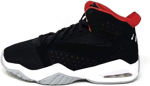 Samuel Sandalias problema  Amazon.com | Jordan Nike Mens Lift Off Mesh Black White University ...