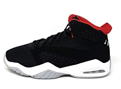 new concept 6018e 7e19c Amazon.com   Nike Jordan Men s Jordan Lift Off Shoes, Black White-University  Red-Wolf Grey, 11.5   Fashion Sneakers