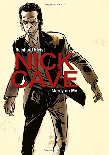 """Nick Cave - Mercy on Me"" av Reinhard Kleist"