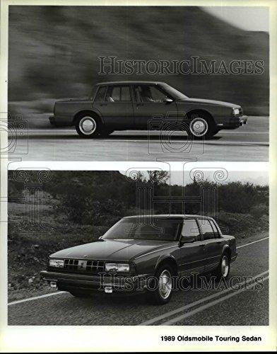 1989 Press Photo Autos, Models, Olds, Oldsmobile Touring Sedan 1989 - cvb36250 - Olds Touring Sedan