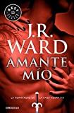 download ebook amante mío  #8 / lover mine #8: serie la hermandad de la daga negra (spanish edition) pdf epub