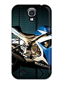 Faddish Phone Suzuki Case For Galaxy S4 / Perfect Case Cover